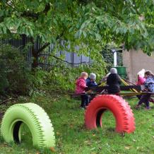Ovečky_cvičení a zahrada